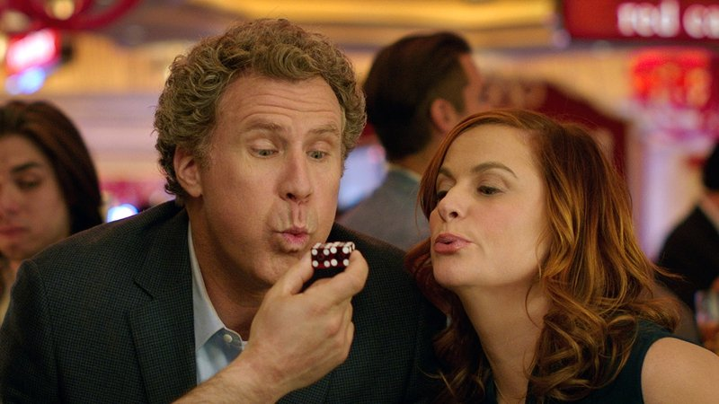 Will Ferrell And Amy Poehler Mustnu0027t Leave It So Long To Work Together Again