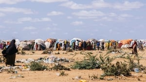 The UN says more than six million people are in need of urgent help in Somalia alone