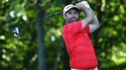 It was a fine return to action for Padraig Harrington