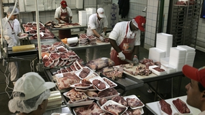 Brazil's beef production is second only to that of the United States