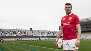 O'Mahony at Eden Park as the Lions prepare for their first test with the All Blacks
