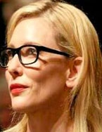 In the Wings - Cate Blanchett talks to Myles Dungan
