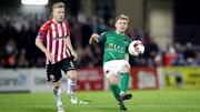 Cork City are 24 points clear of fifth-placed Derry after 18 games of the season