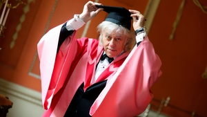 Bob Geldof receives honorary degree