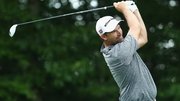 Padriag Harrington in second round action at the Travelers Championship
