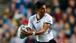 Ben Volavola bagged the majority of Fiji's points