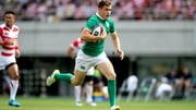 Ringrose has won 11 caps for Ireland since making his Test debut last year