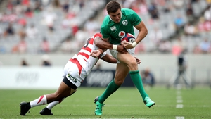 Jacob Stockdale is eager to keep his spot in the Ireland squad