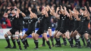 The All Blacks have made two changes for Saturday's test match