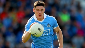 Diarmuid Connolly has only made one appearance for Dublin this year