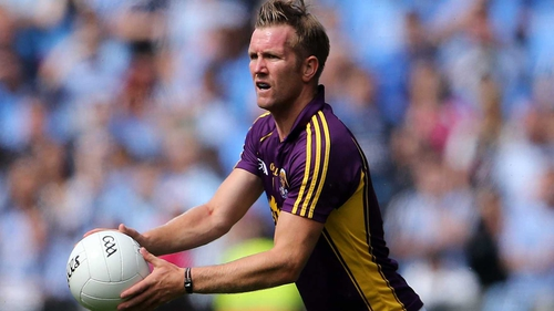 PJ Banville fired Wexford through