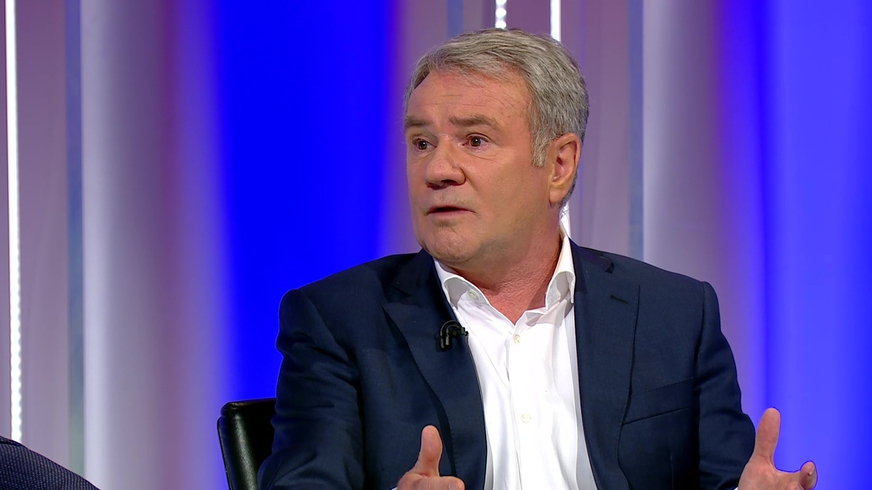 Ray Houghton on Russia's big problems