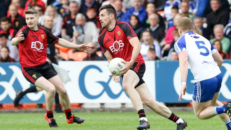 "Joe Brolly - ""Down are the great anarchists"""