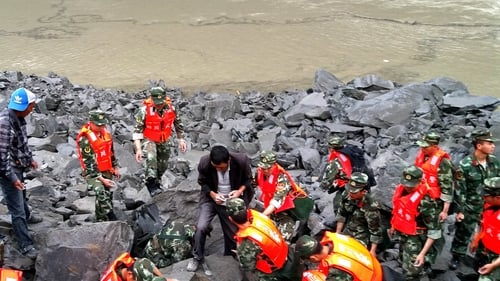 Around 100 People Feared Buried by Landslide in Southwestern China