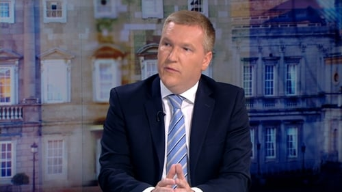 Michael McGrath said that trust had been damaged by the Court of Appeal controversy