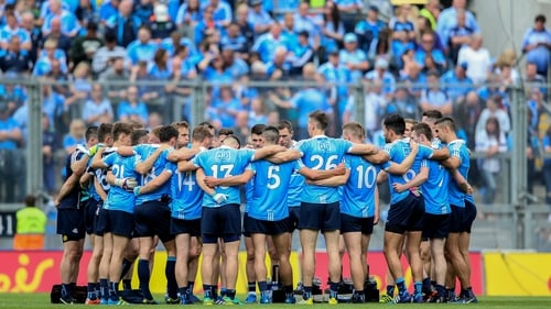 Dublin are going for seven in a row
