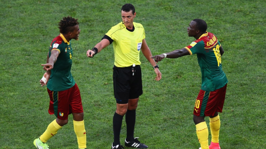 Sadlier glad to see Cameroon knocked out