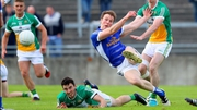 Gearoid McKiernan scores the game's only goal