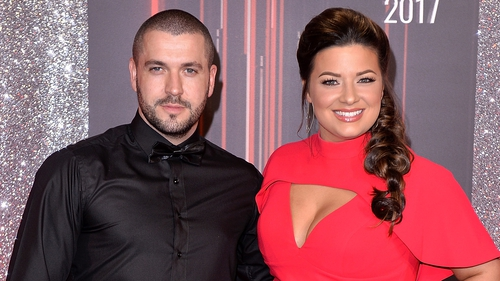Shayne Ward and Sophie Austin - The couple celebrated the birth of their first child, daughter Willow May, in December 2016