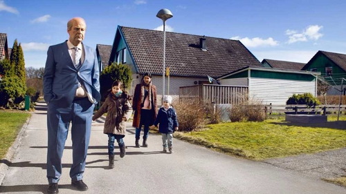A Man Called Ove: a touching portrait of a sensitive, mischievous man lurking behind a hard, misanthropic mask