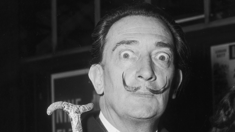 DNA samples taken from Dali's body in paternity case | RTÉ News