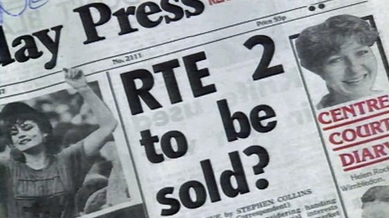 RTÉ 2 For Sale?