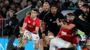 Warren Gatland criticised the 'dangerous' tackling on Conor Murray at the weekend.