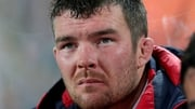 Sam Warburton replaced Peter O'Mahony in the 53rd minute