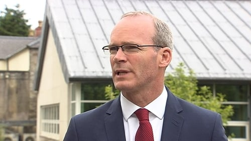Simon Coveney hopes the 'heavy lifting' is nearly done