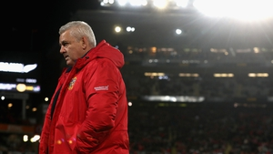 It's the second clowning of Warren Gatland by the New Zealand Herald