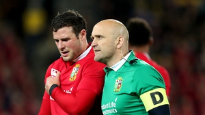 Robbie Henshaw looks set to be sidelined for up to four months