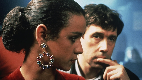 Jaye Davidson and Stephen Rea Neil Jordan's The Crying Game, which receives a 25th anniversary screening at this year's GAZE International LGBT Film Festival.