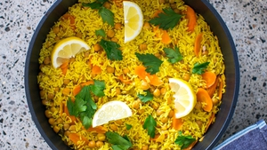 Donal Skehan's Carrot & Cumin Pilaf Rice