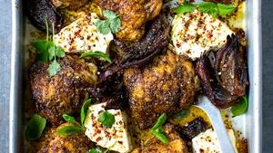 Donal Skehan's Ras El Hanout Chicken Thighs