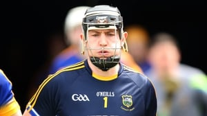 Darren Gleeson was Tipperary's starting goalkeeper when they beat Kilkenny in last year's All-Ireland senior hurling final