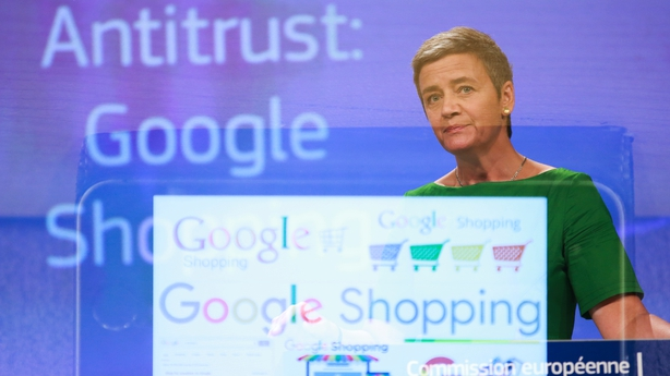Google challenges $5B European Union antitrust fine