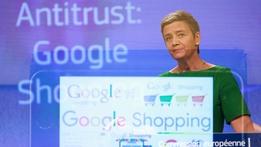 Google fined €2.42bn   RTÉ News