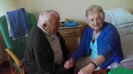 Elderly couple separated under Fair Deal Scheme   RTÉ News