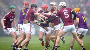 Galway and Wexford go head-to-head at Croke Park