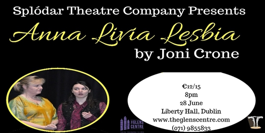 """Anna Livia Lesbia"" by Joni Crone"