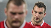 Sam Warburton (R) is expected to start the Lion's second Test against New Zealand