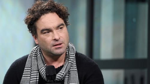 """Galecki - """"My heart goes out to all in the area who are also experiencing loss from this vicious fire"""""""