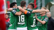 Cork City head for Estonia