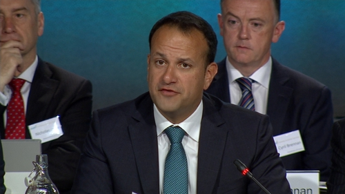 Leo Varadkar said that Brexit is taking up an 'enormous amount' of Government time