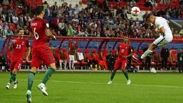 Portugal v Chile - FIFA Confederations Cup