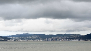 A view of the city of Wellington