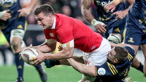 Sam Warburton will lead the Lions against New Zealand