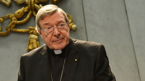 A spokesperson for Cardinal Pell said he would not make any comment