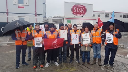 Industrial action is set to spread to all CIF sites from Friday