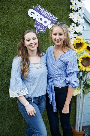 Naithí Liddy and Eva Cullen